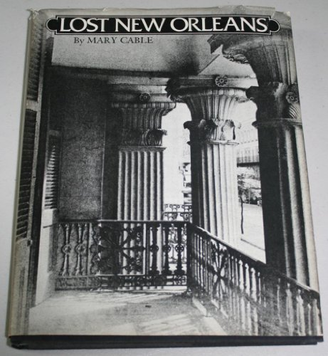 9780395276235: Lost New Orleans