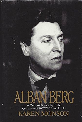 9780395277621: Alban Berg