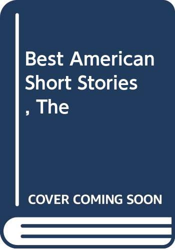 9780395277690: Best American Short Stories, The