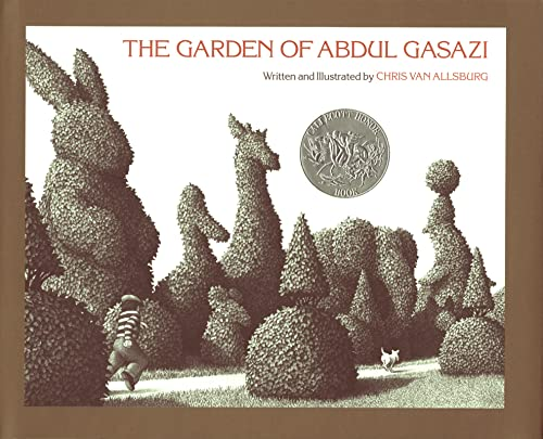9780395278048: The Garden of Abdul Gasazi