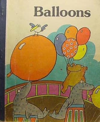9780395278208: Balloons (1282021)