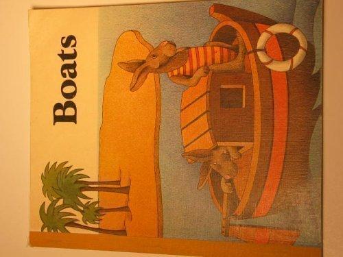 9780395278215: Boats (Houghton Mifflin Reading Program)