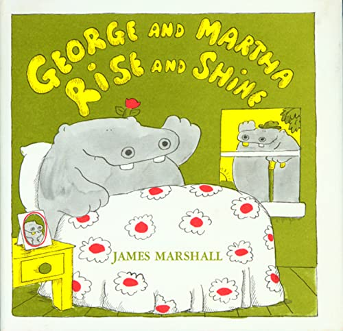 9780395280065: George and Martha Rise and Shine
