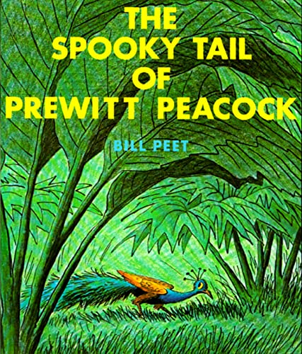 9780395281598: The Spooky Tail of Prewitt Peacock (Sandpiper Houghton Mifflin books)