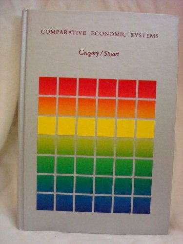 9780395281833: Comparative Economic Systems