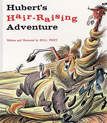 9780395282670: Hubert's Hair Raising Adventure (Sandpiper Books)