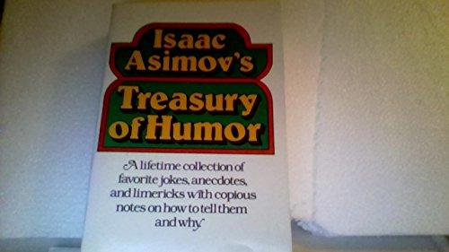 9780395284124: Isaac Asimov's Treasury of Humor