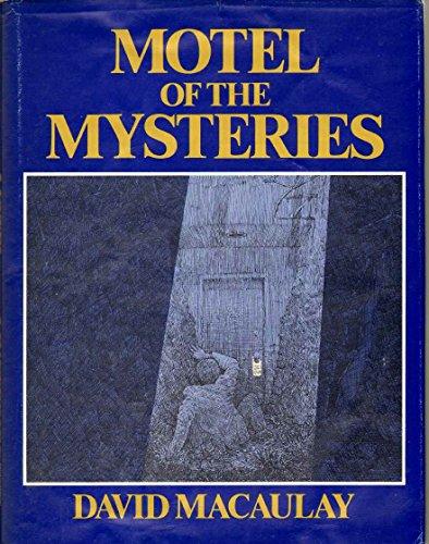 9780395284247: Motel of Mysteries Hb