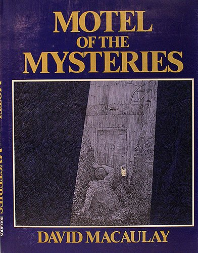 9780395284247: MOTEL OF THE MYSTERIES