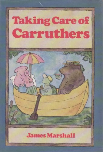 9780395285930: Taking Care of Carruthers