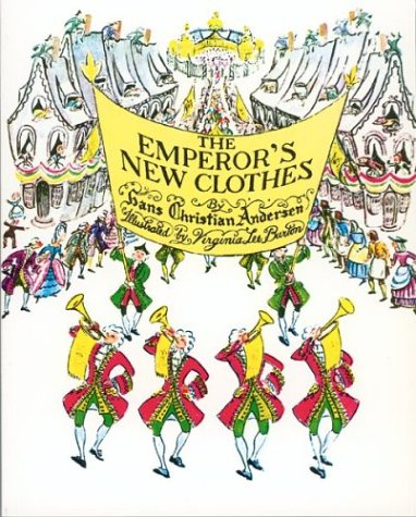 9780395285947: The Emperor's New Clothes