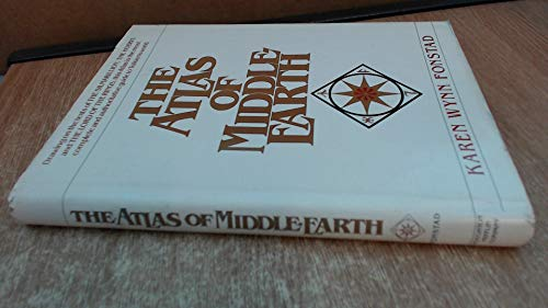 9780395286654: The Atlas of Middle-earth