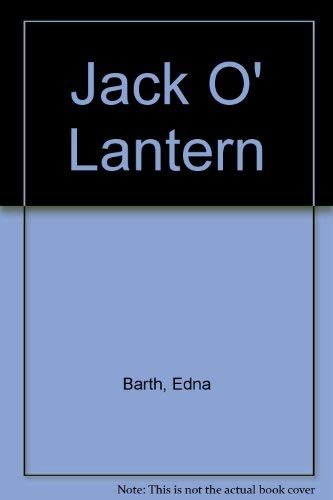 9780395287637: Jack O' Lantern