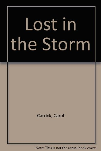 9780395287767: Lost in the Storm