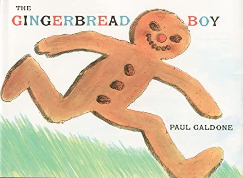 9780395287996: The Gingerbread Boy (Paul Galdone Classics)