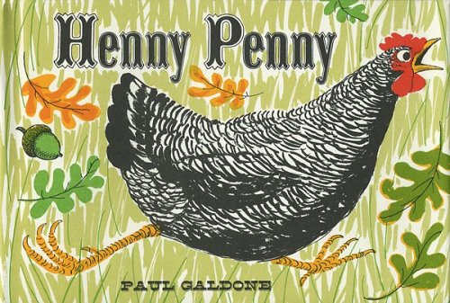 9780395288009: Henny Penny (Clarion books)