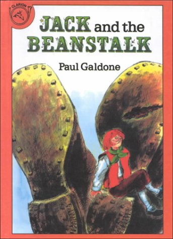 9780395288016: Jack and the Beanstalk