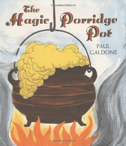 9780395288054: The Magic Porridge Pot (Paul Galdone Classics)