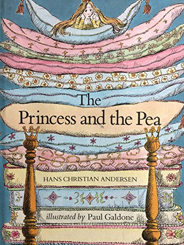 9780395288078: The Princess and the Pea