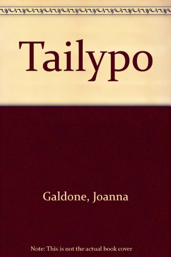 9780395288092: The Tailypo: A Ghost Story