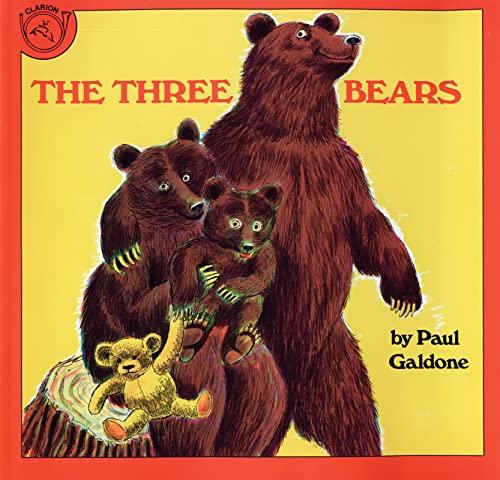 9780395288115: The Three Bears