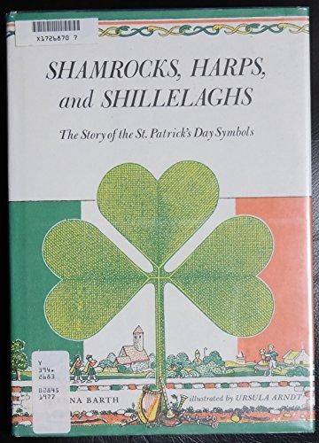 9780395288450: Shamrocks, Harps, and Shillelaghs: The Story of the St. Patrick's Day Symbols