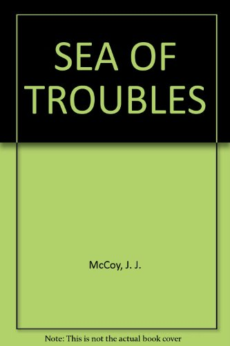 9780395289167: SEA OF TROUBLES