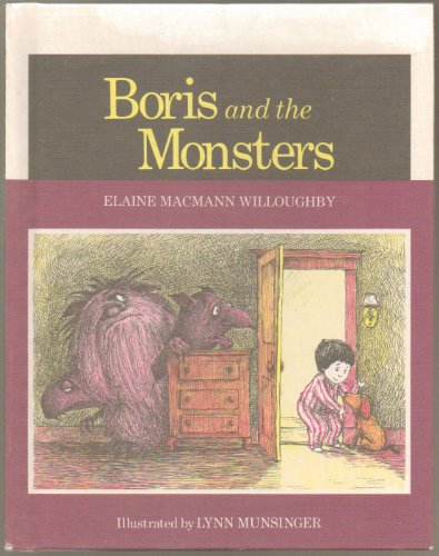 9780395290675: Boris and the Monsters