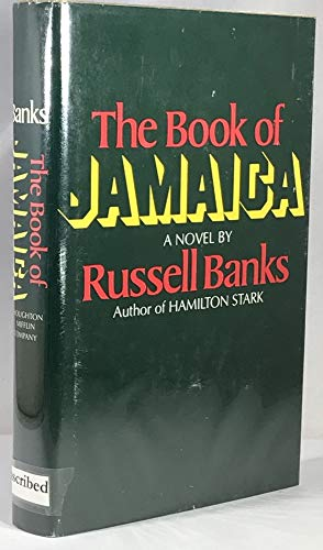 The Book Jamaica.: BANKS, Russell.