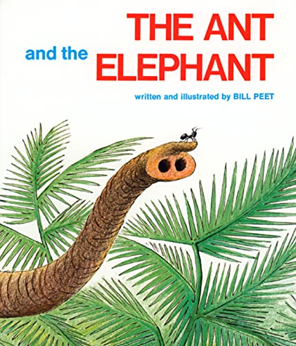 9780395292051: The Ant and the Elephant