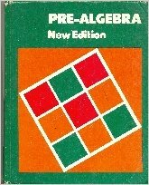Pre-Algebra (New Edition): Dolciani, Mary P.