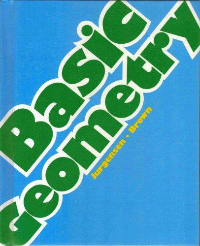 9780395293393: Basic Geometry (Houghton Mifflin Mathematics Program)