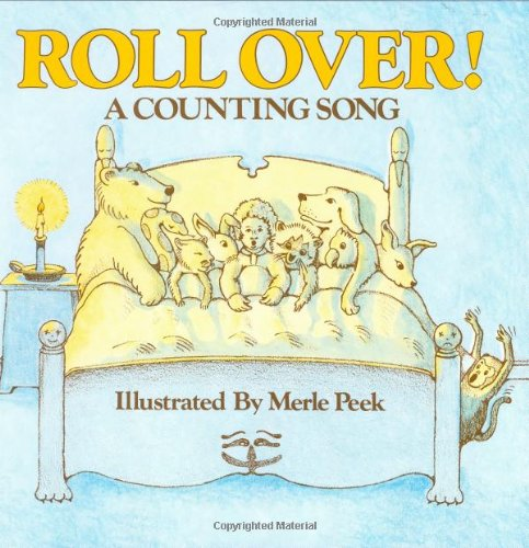 9780395294383: Roll over: A Counting Song