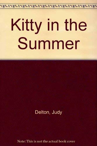 9780395294567: KITTY IN THE SUMMER