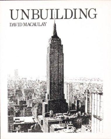 9780395294574: Unbuilding