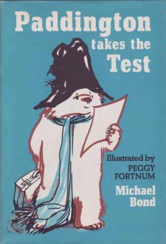 9780395295199: Paddington Takes the Test