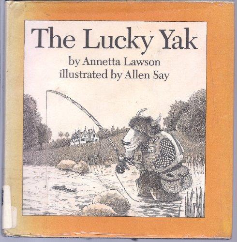 9780395295236: The Lucky Yak