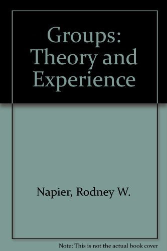9780395297032: Groups: Theory and Experience