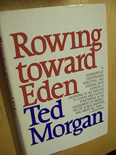 9780395297148: ROWING TOWARD EDEN