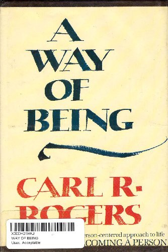 9780395299159: A Way of Being