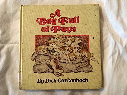 9780395300817: A bag full of pups