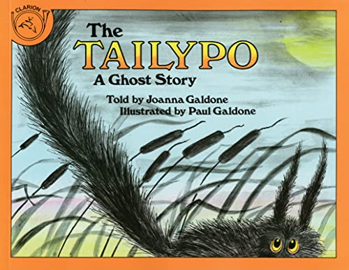 9780395300848: The Tailypo: A Ghost Story (Paul Galdone Classics)