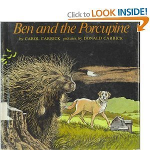 9780395301715: Ben and the Porcupine