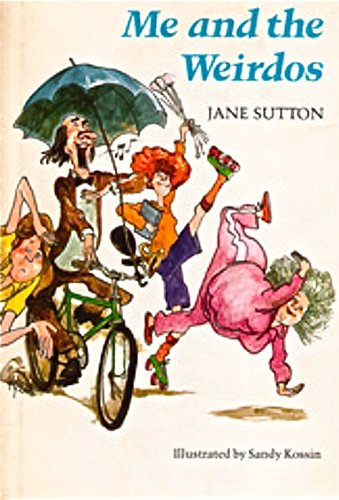 ME AND THE WEIRDOS: Jane Sutton