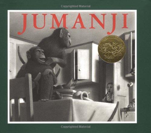 Jumanji (SIGNED): Van Allsburg, Chris