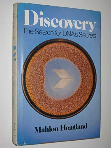 9780395305102: Discovery: Search for Deoxyribonucleic Acid's Secrets