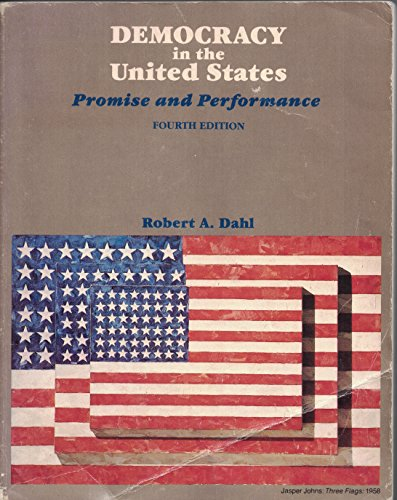 9780395307939: Democracy in the United States: Promise and Performance