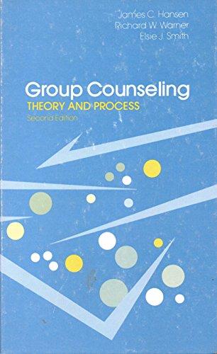 9780395308097: Hansen Group Counseling 2ed
