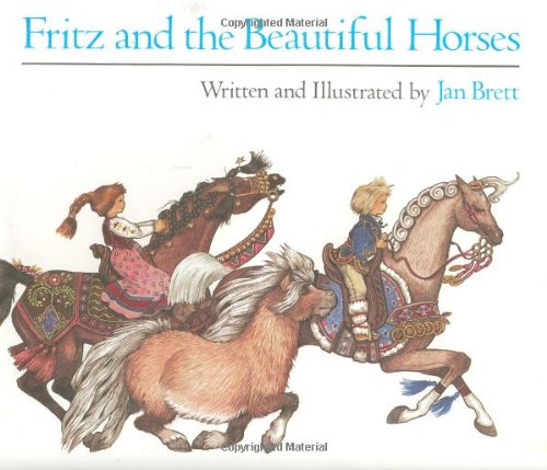 9780395308509: Fritz and the Beautiful Horses