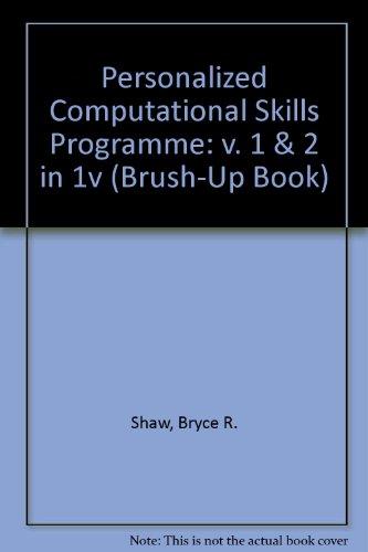 9780395308561: Personalized Computational Skills Programme: v. 1 & 2 in 1v (Brush-Up Book)